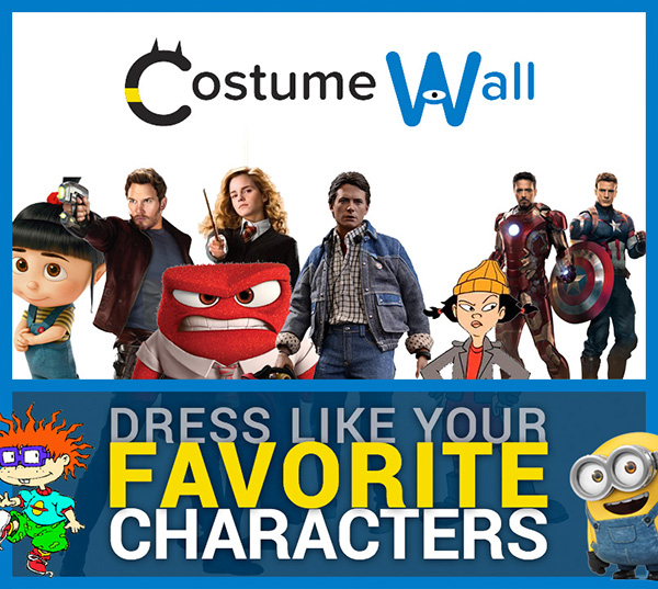 Find Your Halloweeen Costumes