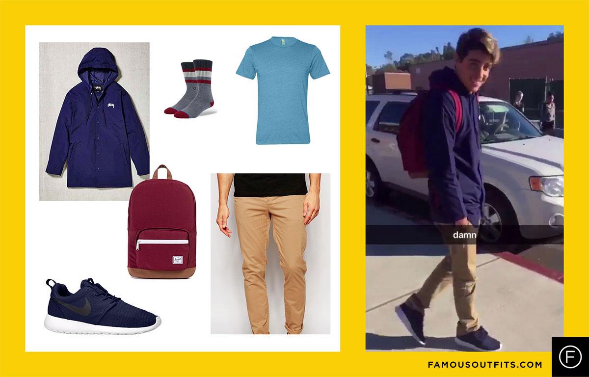 Daniel - Outfit 1