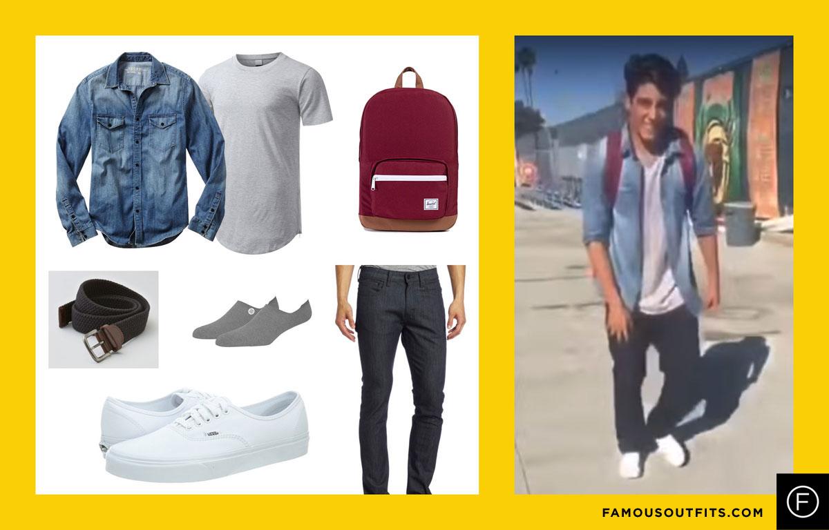 Daniel - Outfit 4