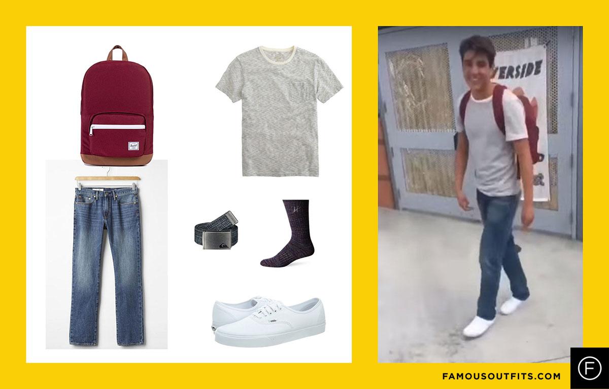 Daniel - Outfit 6