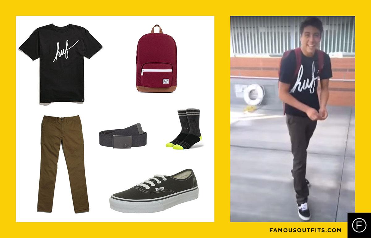 Daniel - Outfit 7