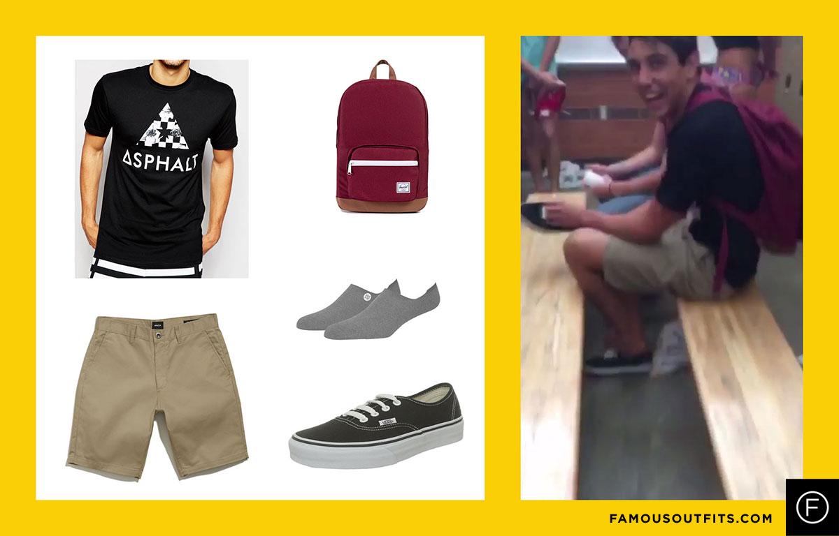 Daniel - Outfit 8
