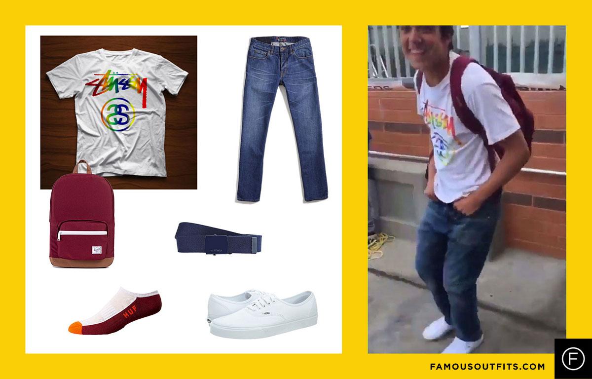 Daniel - Outfit 9