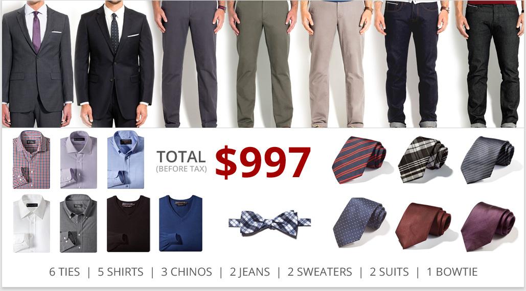 Combatant Gentlemen $1000