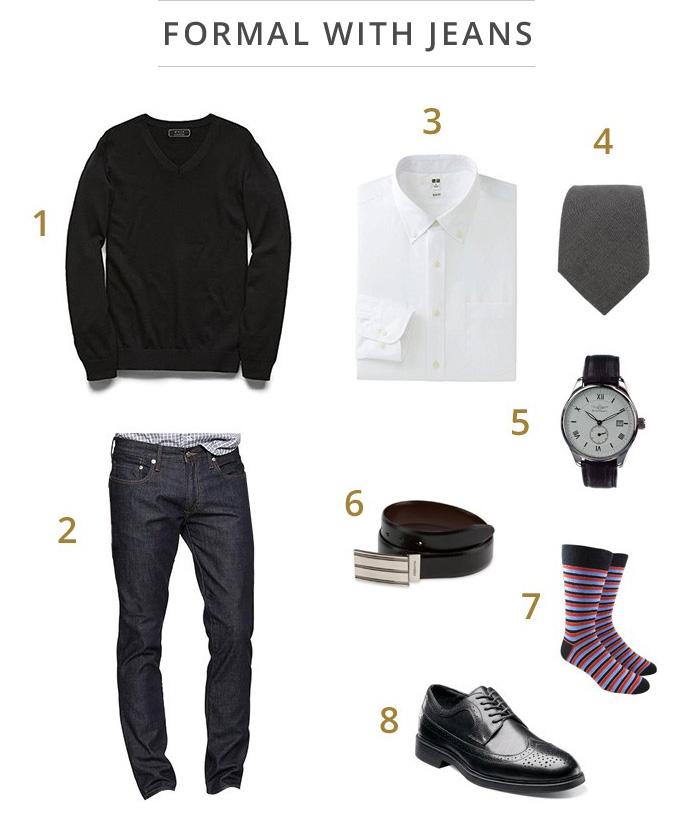 Dress Like Daniel Craig