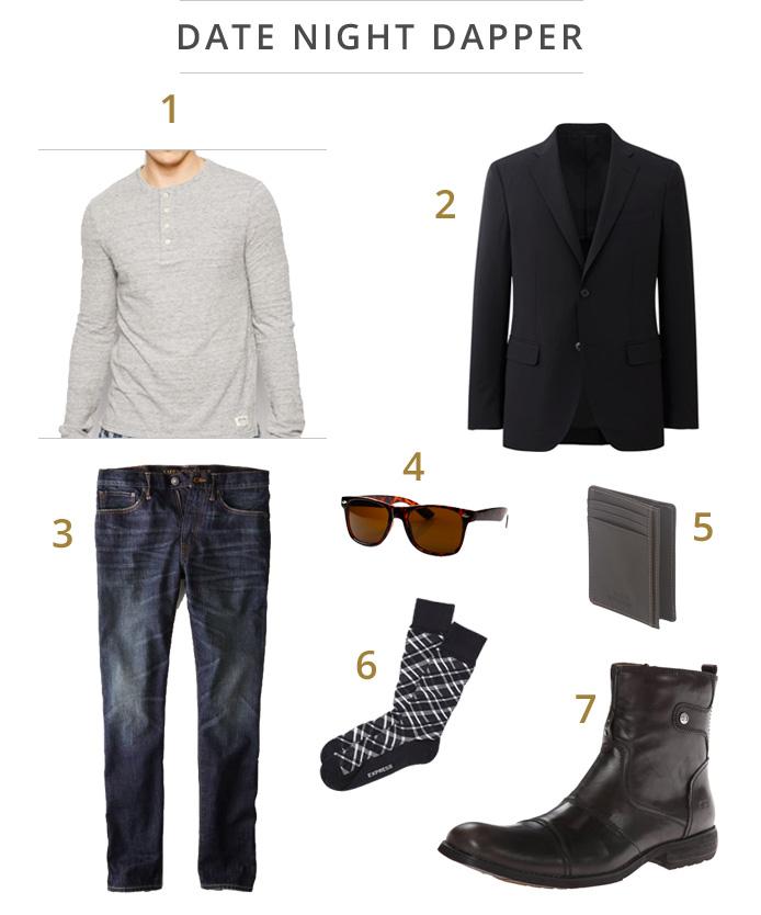 Dress Like Chris Pratt