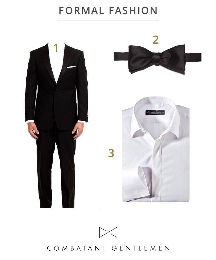 Eddie Redmayne's Formal Look