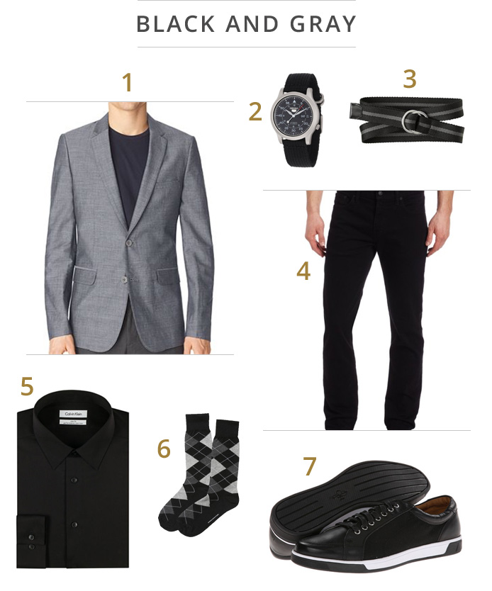 Dress Like Liam Hemsworth