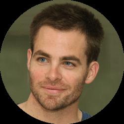 Chris Pine Profile Pic