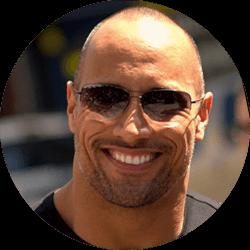 Dwayne Johnson Profile Pic