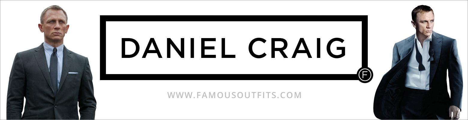 Daniel Craig Fashion