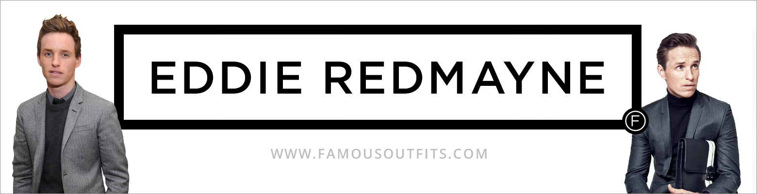Eddie Redmayne Fashion