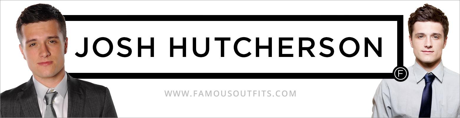 Josh Hutcherson Fashion