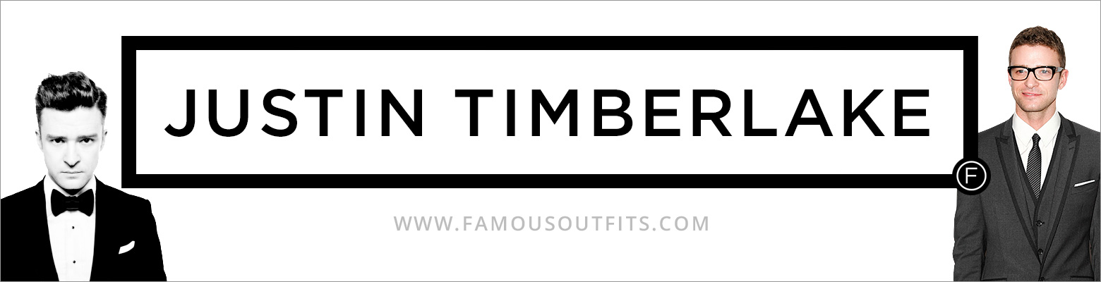 Justin Timberlake Fashion