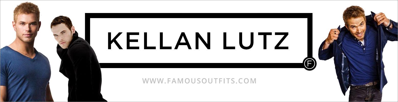 Kellan Lutz Fashion