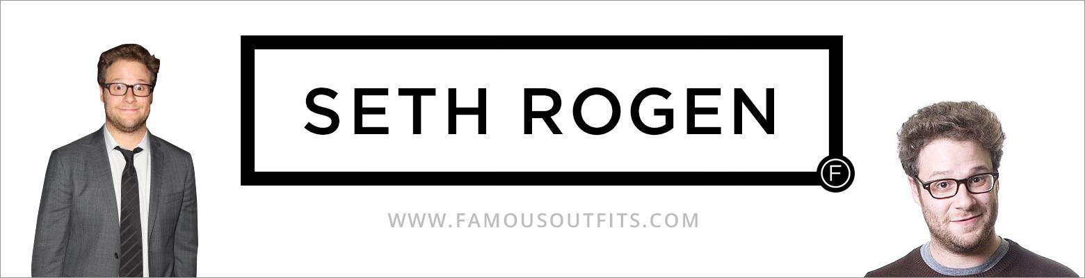 Seth Rogen Fashion
