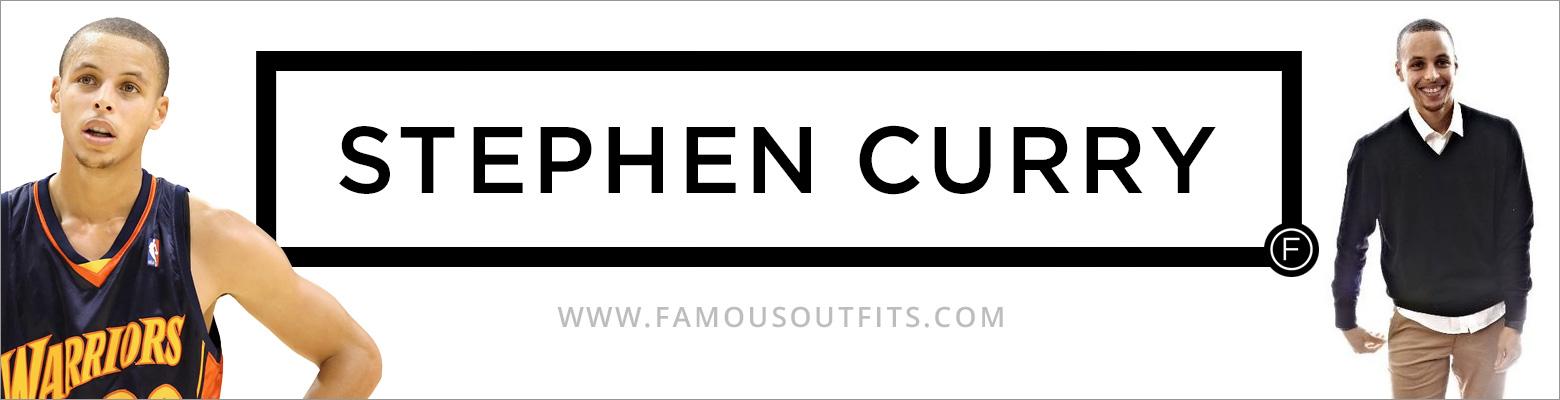 Stephen Curry Fashion