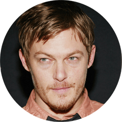 Norman Reedus Profile Pic