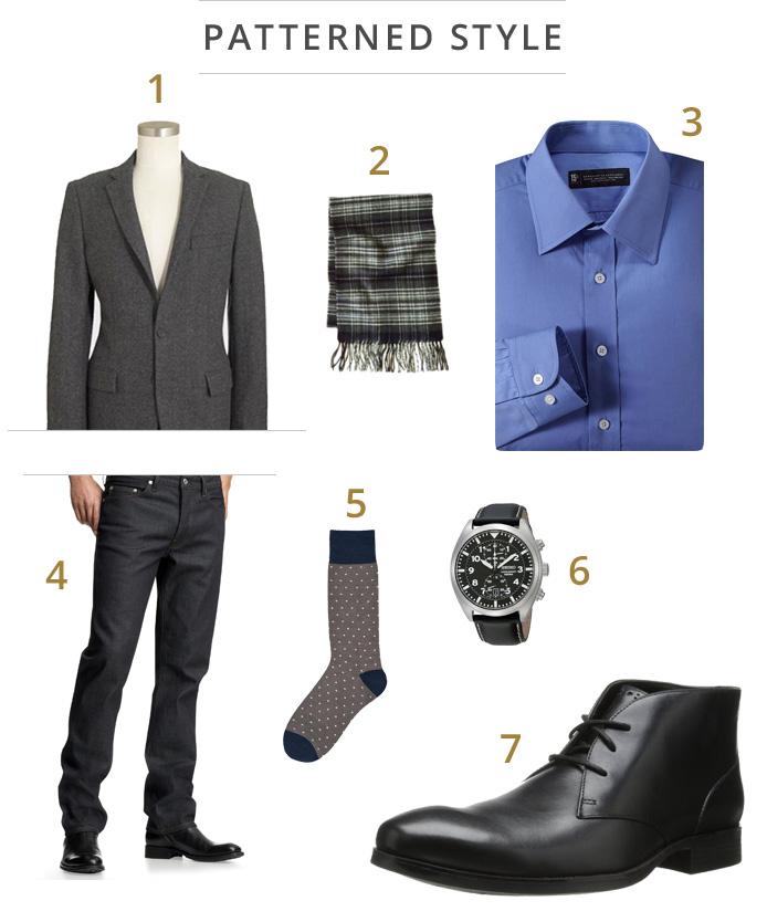 Dress Like Michael Strahan