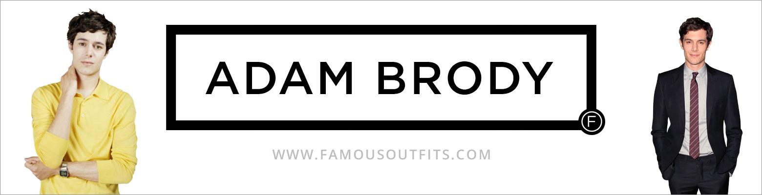 Adam Brody Fashion