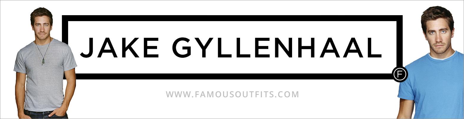 Jake Gyllenhaal Fashion