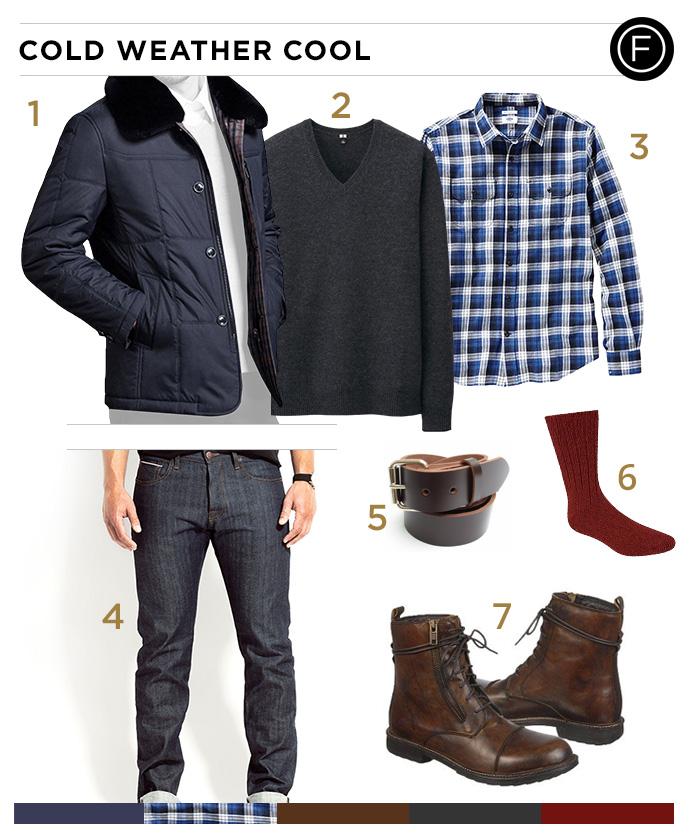 Dress Like Ben Affleck