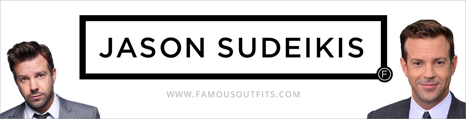 Jason Sudeikis Fashion