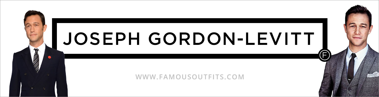 Joseph Gordon-Levitt Fashion