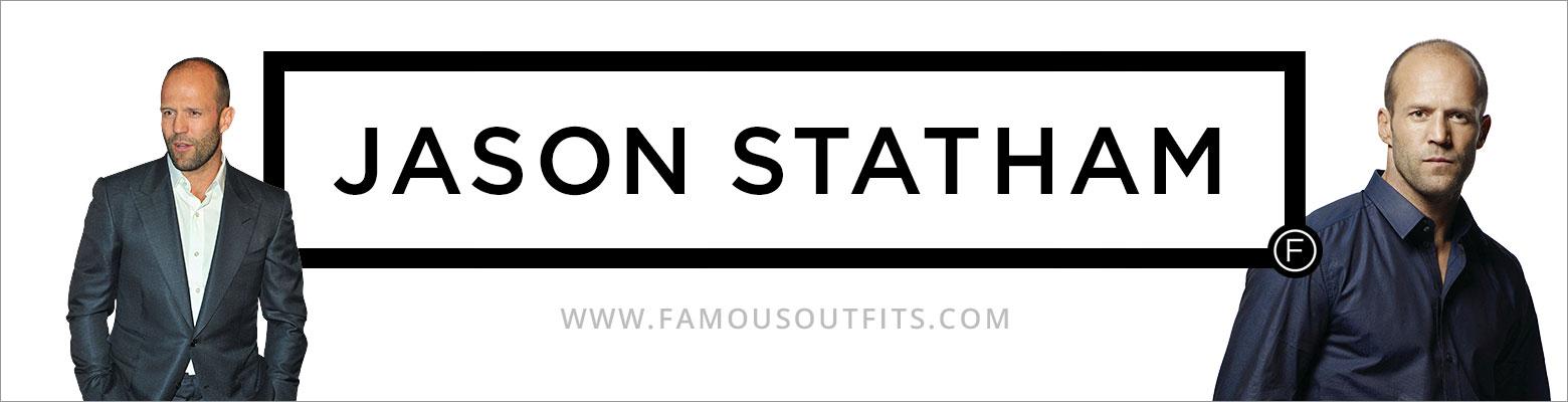 Jason Statham Fashion