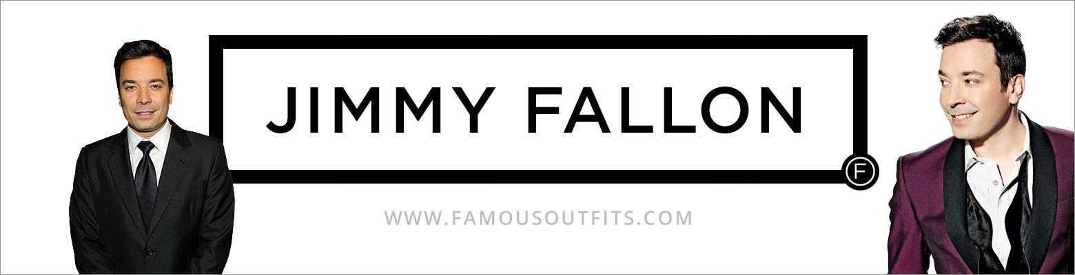 Jimmy Fallon Fashion