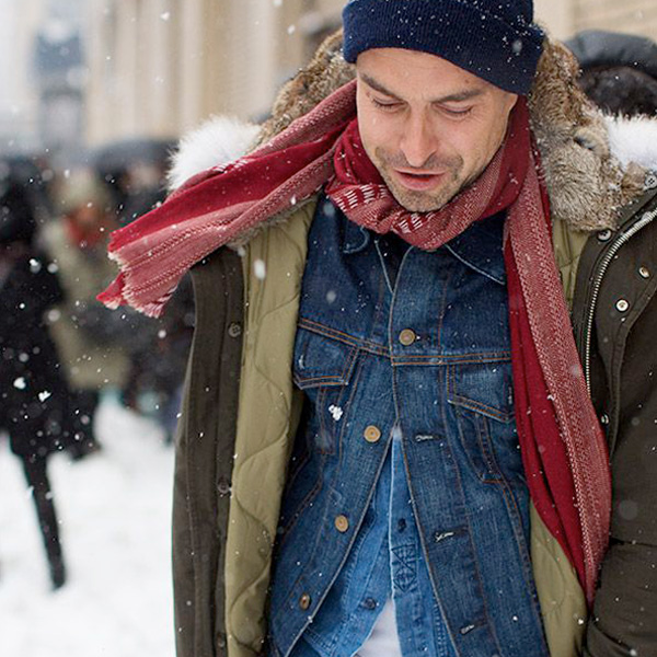 Stylish in Snow