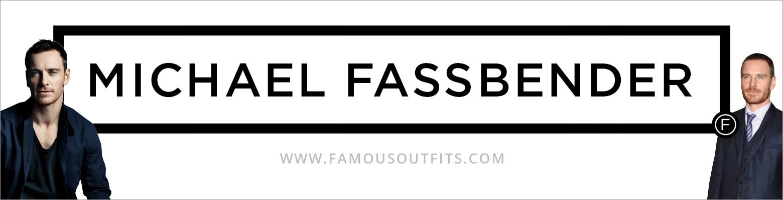 Michael Fassbender Fashion