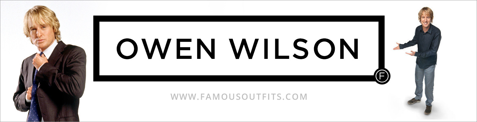 Owen Wilson Fashion