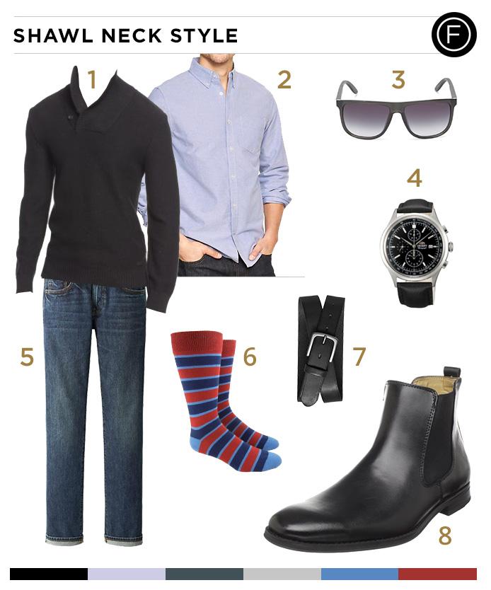 Dress Like Michael Fassbender