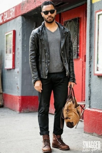SEVEN WAYS TO WEAR A LEATHER JACKET01
