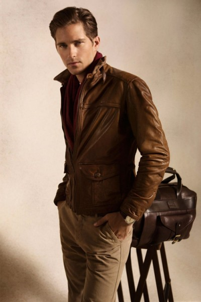 impactful brown jacket outfit for men men
