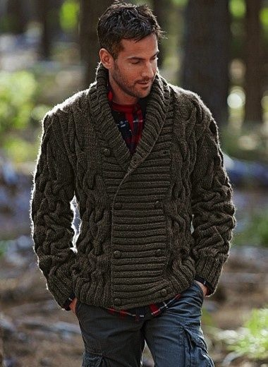 Image result for men's shawl collar cardigan trend fall/winter 2016