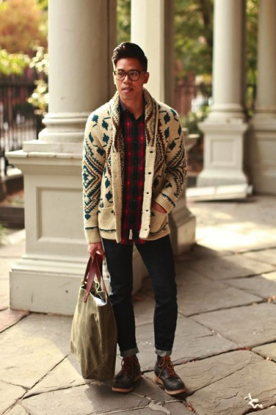 Image result for shawl neck cardigan fall-winter 2016