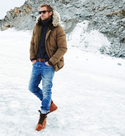 Men's Winter Fashion | Famous Outfits