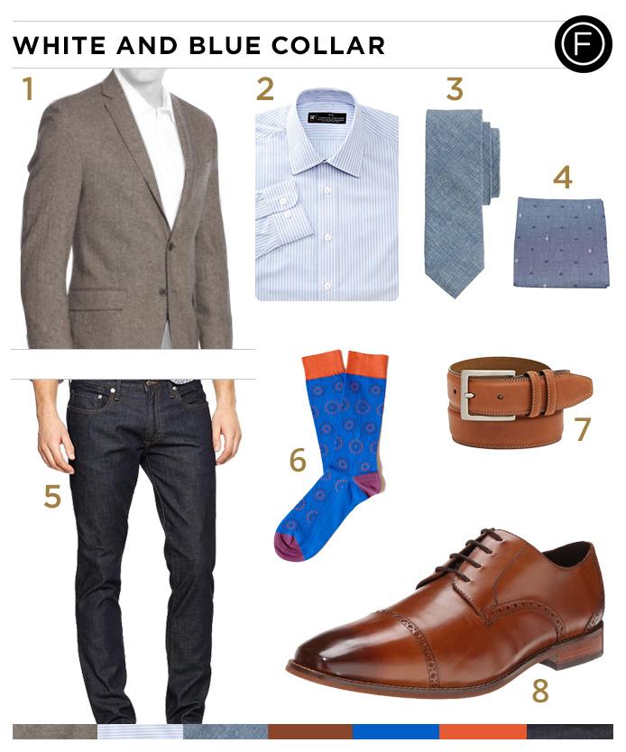 Dress Like Matt Bomer