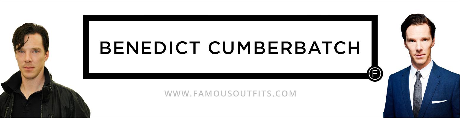 Benedict Cumberbatch Fashion