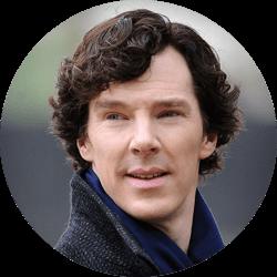Benedict Cumberbatch Profile Pic
