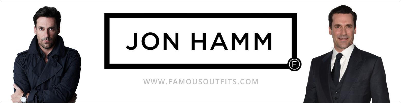 Jon Hamm Fashion