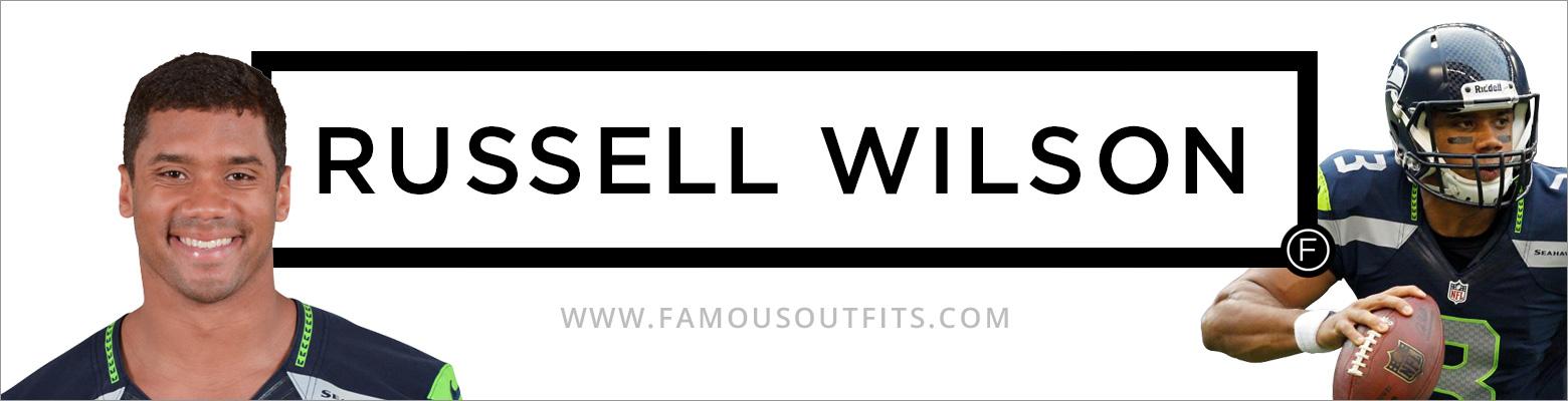 Russell Wilson Fashion