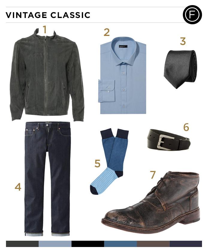 Dress Like Josh Duhamel