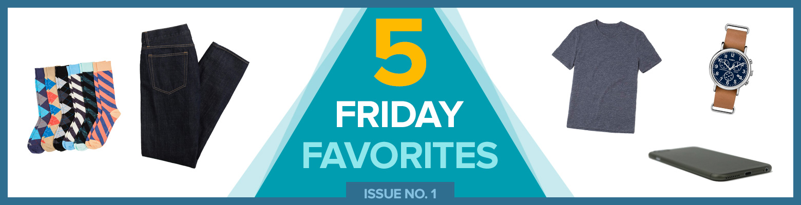 Five Friday Favorites – Issue #1