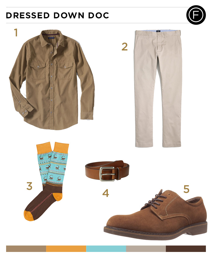 Dress Like Christopher Lloyd