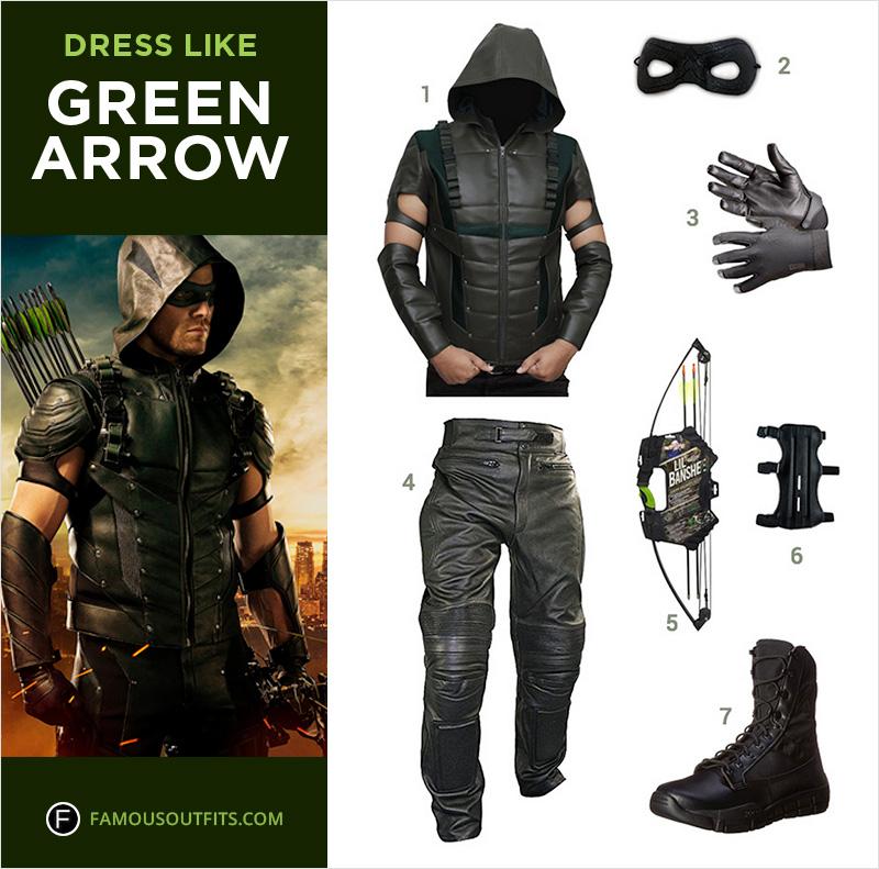 Dress Like Green Arrow