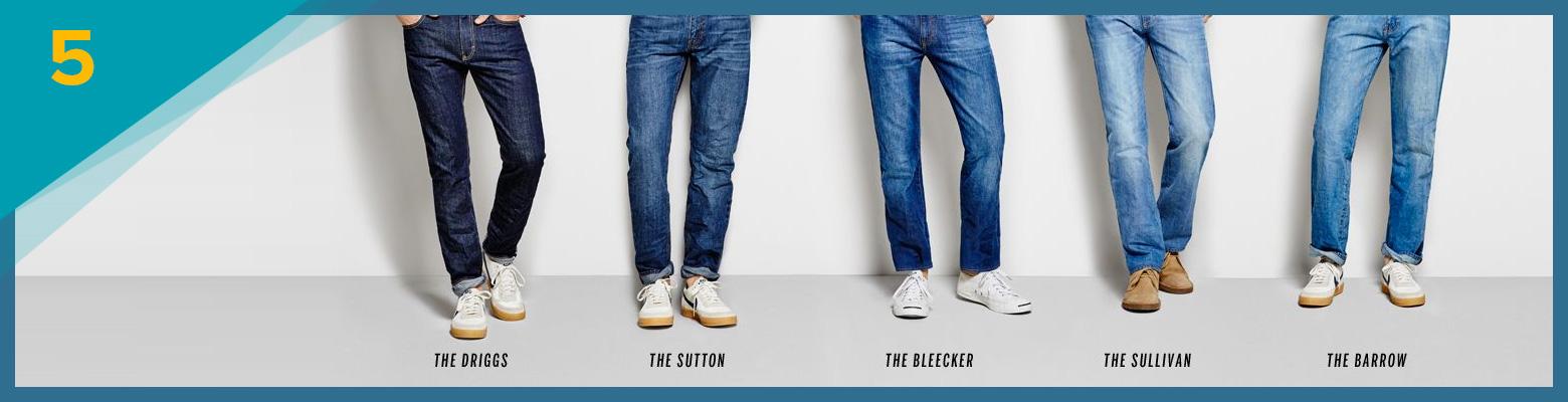 J.Crew Factory Selvedge Jeans