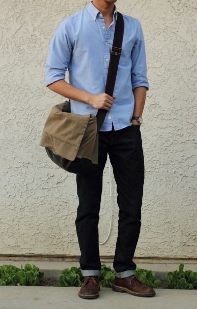 Clarks Mens Shoes Outfit